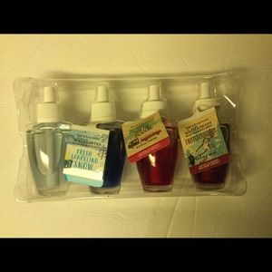 4 NEW Wallflowers from B&BW , 4 scents